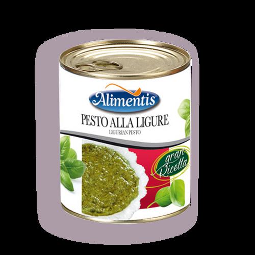 Pesto De Ligúria