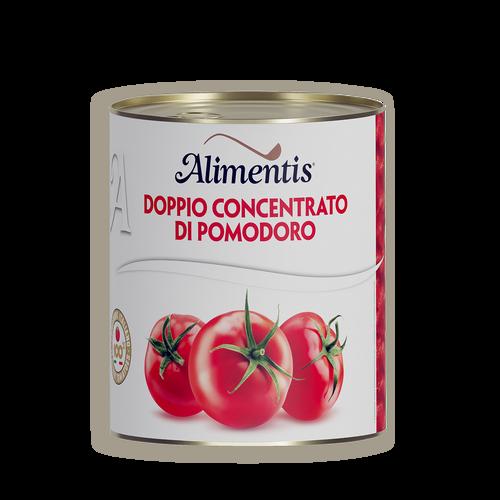 Doble Concentrado De Tomate