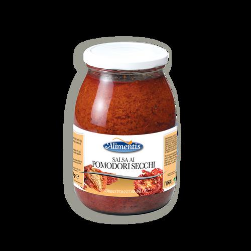 Salsa De Tomate Seco