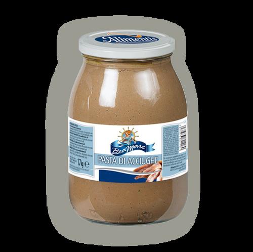 Crema de anchoas