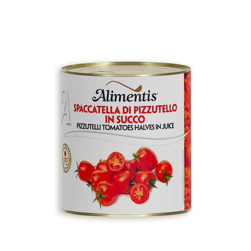 Spaccatella de tomate pizzutello en jugo