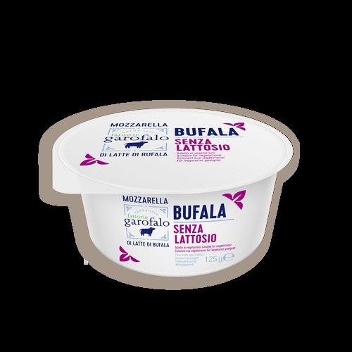Mozzarella De Búfala Sin Lactosa