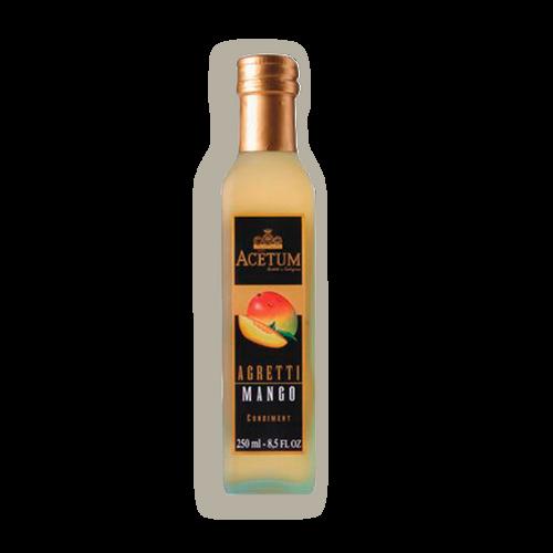 Condimento aromatizado con mango