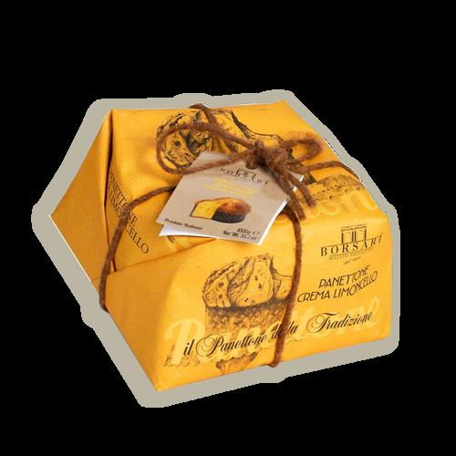Panettone crema limoncello