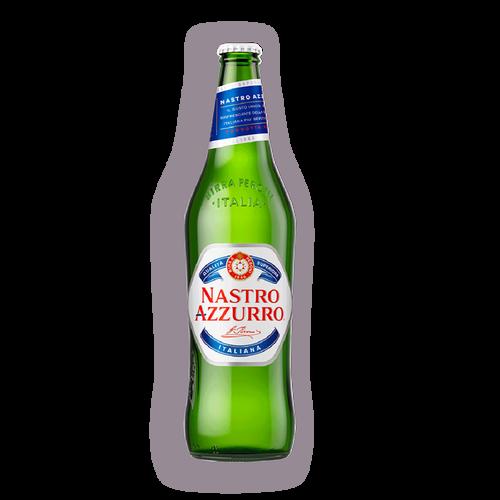 Cerveza Nastro Azzurro