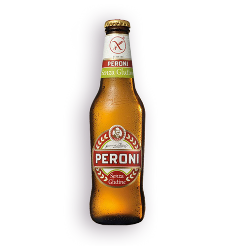 Cerveza Peroni Red Label Sin Glluten