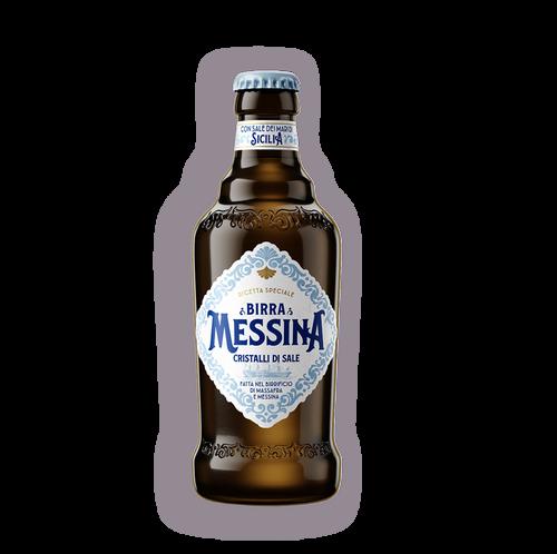 Cerveza Messina Con Cristales De Sal