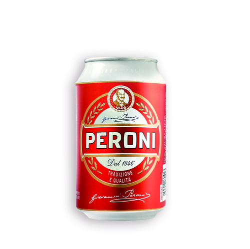 Cerveza Peroni Red Label En Lata