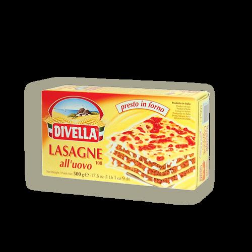 Lasagne Uovo Nº.108
