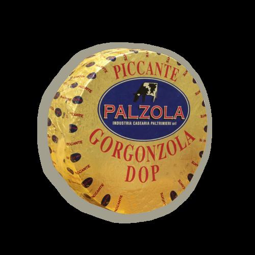 Gorgonzola picante dop