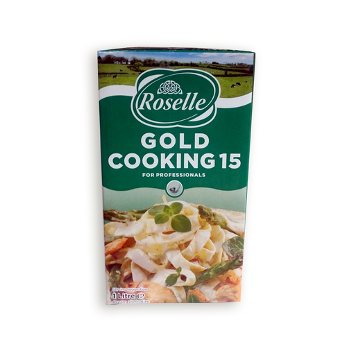 "Nata De Cuina 15% ""Roselle Gold Cooking"""