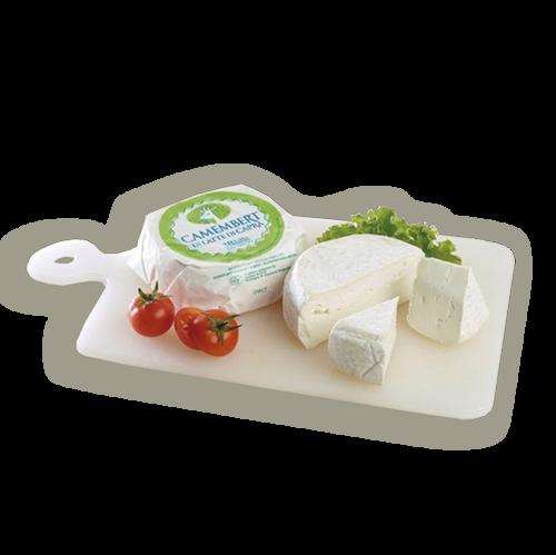 Camembert Di Capra