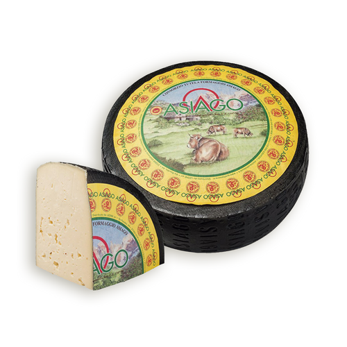 Asiago Dop Nero