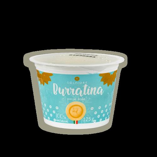 Burratina Congelada Puglia In Tavola