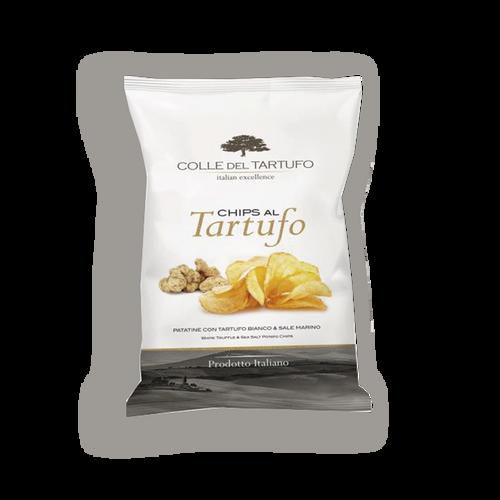 Chips Con Trufa Blanca