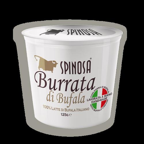 Burrata De Búfala