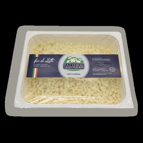 Mozzarella Fior Di Late Cubettata