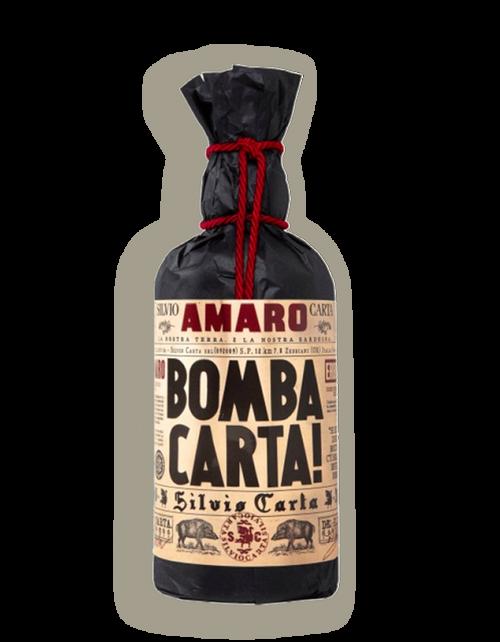 Amaro bomba carta