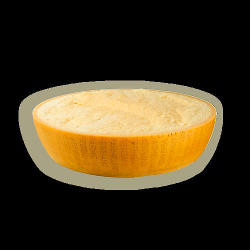 Parmigiano Reggiano Dop 1/2 Rueda Horizontal De 24 Meses