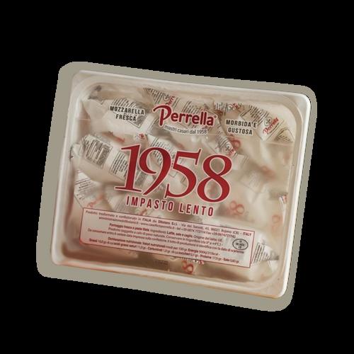 """Mozzarella fior di late forma pera """"perrella 1958"""""""