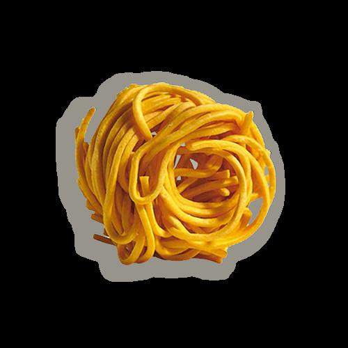 Spaghetti Chitarra Al Huevo Precocida