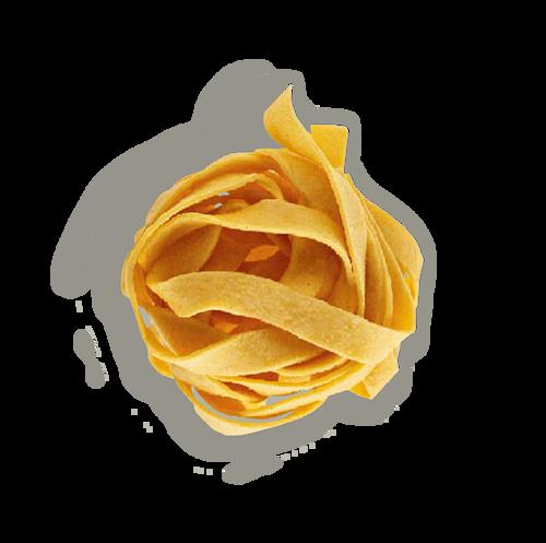 Tagliatelle Al Huevo Precocido