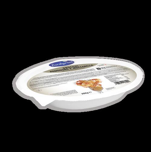 Ñoquis Con Tomate Y Queso Mozzarella