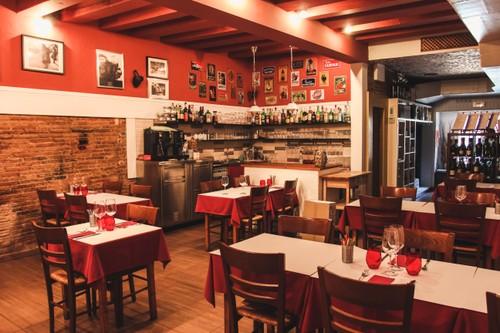 L'Osteria del Contadino: un trocito de Sardegna  en Barcelona